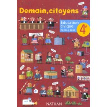 Education Civique 4e - Edition 2002
