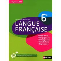 Langue française - 6Eme - Manuel de l'élève (édition 2009)