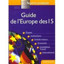 Guide De L'Europe Des 15