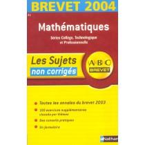 Mathématiques - Séries collège, technologiques et professionnelles